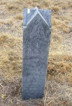 KONKEL, GLADYS - Baca County, Colorado | GLADYS KONKEL - Colorado Gravestone Photos