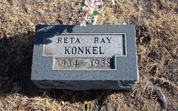 KONKEL, RETA RAY - Baca County, Colorado   RETA RAY KONKEL - Colorado Gravestone Photos
