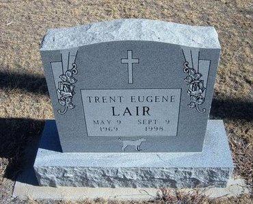 LAIR, TRENT EUGENE - Baca County, Colorado | TRENT EUGENE LAIR - Colorado Gravestone Photos