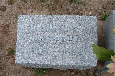 LAMPORT, NANCY A - Baca County, Colorado | NANCY A LAMPORT - Colorado Gravestone Photos