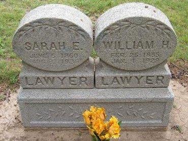 LAWYER, SARAH E - Baca County, Colorado | SARAH E LAWYER - Colorado Gravestone Photos