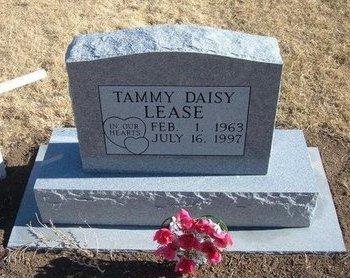 LEASE, TAMMY DAISY - Baca County, Colorado | TAMMY DAISY LEASE - Colorado Gravestone Photos