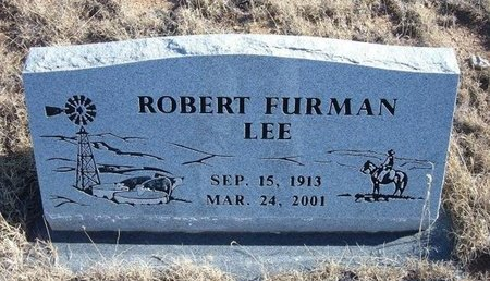 LEE, ROBERT FURMAN - Baca County, Colorado | ROBERT FURMAN LEE - Colorado Gravestone Photos