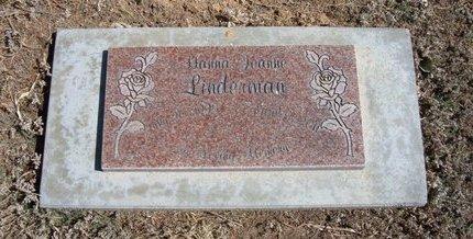 LINDERMAN, HANNAH JOANNE - Baca County, Colorado | HANNAH JOANNE LINDERMAN - Colorado Gravestone Photos