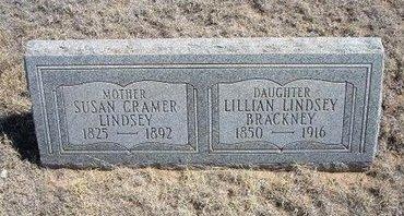 "BRACKNEY, LILLIAN ""LILLIE"" - Baca County, Colorado   LILLIAN ""LILLIE"" BRACKNEY - Colorado Gravestone Photos"