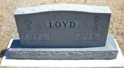 LOYD, ELSIE L - Baca County, Colorado | ELSIE L LOYD - Colorado Gravestone Photos