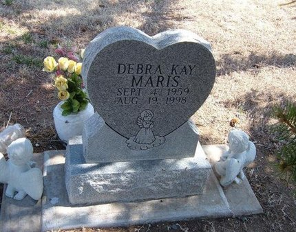 MARIS, DEBRA KAY - Baca County, Colorado | DEBRA KAY MARIS - Colorado Gravestone Photos
