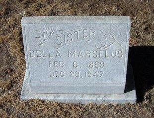 SPURGEON MARSELUS, DELLA - Baca County, Colorado | DELLA SPURGEON MARSELUS - Colorado Gravestone Photos