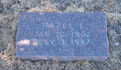 LENT MATHEWS, HAZEL I - Baca County, Colorado | HAZEL I LENT MATHEWS - Colorado Gravestone Photos
