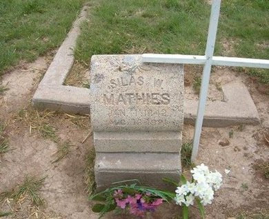 MATHIES (VETERAN CSA), SILAS W - Baca County, Colorado | SILAS W MATHIES (VETERAN CSA) - Colorado Gravestone Photos
