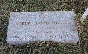 MILLER (VETRAN VIET), ROBERT LOYD - Baca County, Colorado   ROBERT LOYD MILLER (VETRAN VIET) - Colorado Gravestone Photos