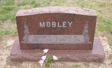 MOBLEY, JAKE W - Baca County, Colorado   JAKE W MOBLEY - Colorado Gravestone Photos
