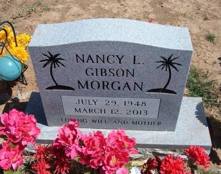 MORGAN, NANCY L - Baca County, Colorado | NANCY L MORGAN - Colorado Gravestone Photos