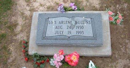 MULLINS, LOIS ARLENE - Baca County, Colorado | LOIS ARLENE MULLINS - Colorado Gravestone Photos