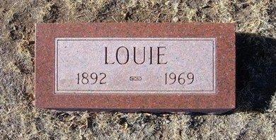 NEILL, LOUIE - Baca County, Colorado | LOUIE NEILL - Colorado Gravestone Photos