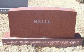 NEILL FAMILY GRAVESTONE,  - Baca County, Colorado    NEILL FAMILY GRAVESTONE - Colorado Gravestone Photos