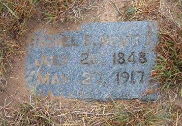 NEVITT, RACHEL B - Baca County, Colorado | RACHEL B NEVITT - Colorado Gravestone Photos