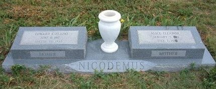 NICODEMUS FAMILY GRAVESTONE,  - Baca County, Colorado |  NICODEMUS FAMILY GRAVESTONE - Colorado Gravestone Photos