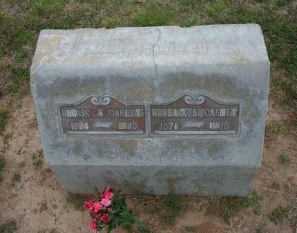 OAKES, CECELIA B - Baca County, Colorado | CECELIA B OAKES - Colorado Gravestone Photos