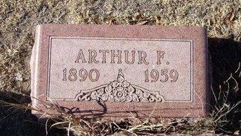 OGDEN, ARTHUR F - Baca County, Colorado | ARTHUR F OGDEN - Colorado Gravestone Photos