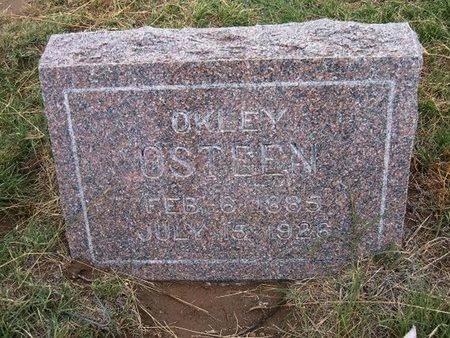 OSTEEN, OKLEY - Baca County, Colorado   OKLEY OSTEEN - Colorado Gravestone Photos