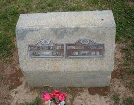PARCHER (VETERAN UNION), JOSEPH F - Baca County, Colorado | JOSEPH F PARCHER (VETERAN UNION) - Colorado Gravestone Photos