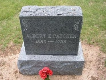 PATCHEN, ALBERT E - Baca County, Colorado | ALBERT E PATCHEN - Colorado Gravestone Photos