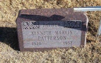 PATTERSON, KENNETH MARVIN - Baca County, Colorado | KENNETH MARVIN PATTERSON - Colorado Gravestone Photos