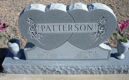 PATTERSON, DOT - Baca County, Colorado | DOT PATTERSON - Colorado Gravestone Photos