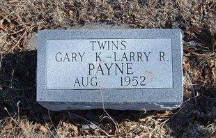 PAYNE, LARRY R - Baca County, Colorado   LARRY R PAYNE - Colorado Gravestone Photos