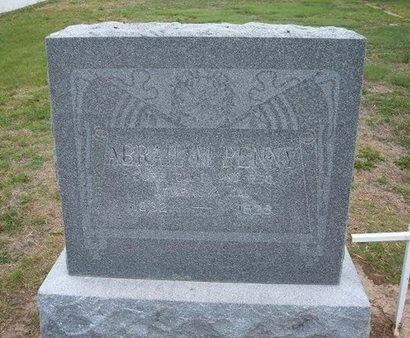 PENNY (VETERAN UNION), ABRAHAM - Baca County, Colorado   ABRAHAM PENNY (VETERAN UNION) - Colorado Gravestone Photos