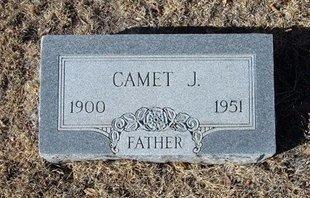 PORTER, CAMET J - Baca County, Colorado | CAMET J PORTER - Colorado Gravestone Photos