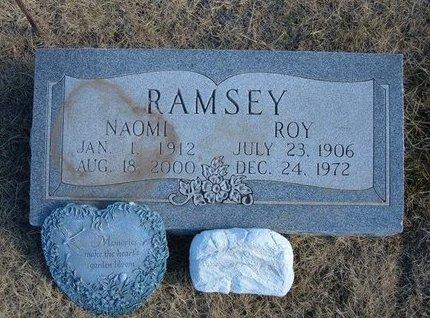 RAMSEY, NAOMI ALBERTA - Baca County, Colorado | NAOMI ALBERTA RAMSEY - Colorado Gravestone Photos