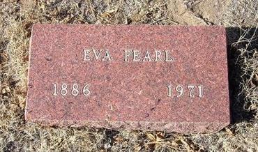 THOMAS RATLIFF, EVA PEARL - Baca County, Colorado   EVA PEARL THOMAS RATLIFF - Colorado Gravestone Photos