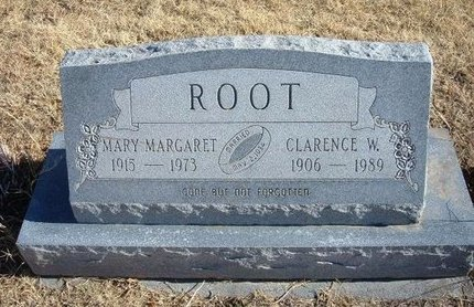 ROOT, CLARENCE W - Baca County, Colorado | CLARENCE W ROOT - Colorado Gravestone Photos