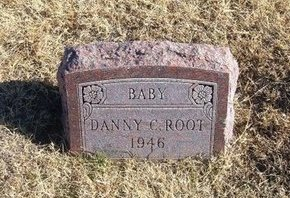ROOT, DANNY C - Baca County, Colorado | DANNY C ROOT - Colorado Gravestone Photos
