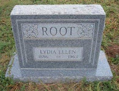 ROOT, LYDIA ELLEN - Baca County, Colorado | LYDIA ELLEN ROOT - Colorado Gravestone Photos