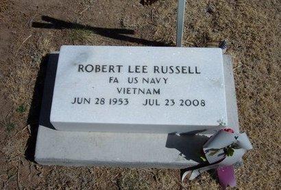 RUSSELL (VETERAN VIET), ROBERT LEE - Baca County, Colorado   ROBERT LEE RUSSELL (VETERAN VIET) - Colorado Gravestone Photos