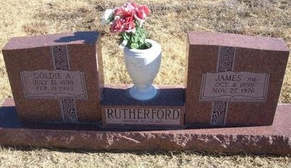 "RUTHERFORD, JAMES ""JIM"" - Baca County, Colorado 