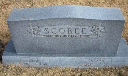 BOOTHBY SCOBEE, JESSIE MAE - Baca County, Colorado   JESSIE MAE BOOTHBY SCOBEE - Colorado Gravestone Photos
