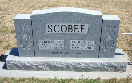 BULLARD SCOBEE, ALBERTA JOY - Baca County, Colorado | ALBERTA JOY BULLARD SCOBEE - Colorado Gravestone Photos