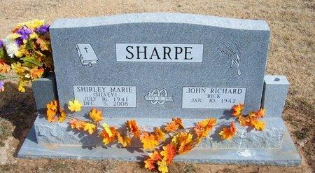 SHARPE, SHIRLEY MARIE - Baca County, Colorado | SHIRLEY MARIE SHARPE - Colorado Gravestone Photos