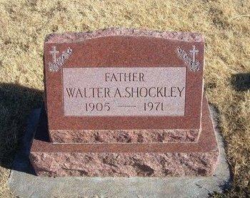 SHOCKEY, WALTER A - Baca County, Colorado   WALTER A SHOCKEY - Colorado Gravestone Photos