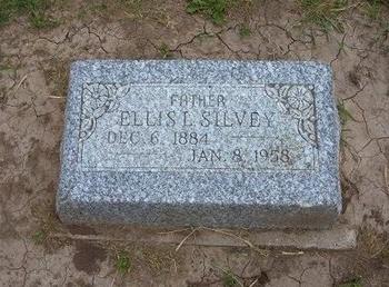 SILVEY, ELLIS L - Baca County, Colorado | ELLIS L SILVEY - Colorado Gravestone Photos