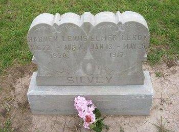 SILVEY, ELMER LEROY - Baca County, Colorado   ELMER LEROY SILVEY - Colorado Gravestone Photos