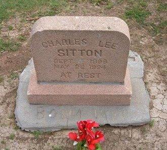 SITTON, CHARLES LEE - Baca County, Colorado | CHARLES LEE SITTON - Colorado Gravestone Photos