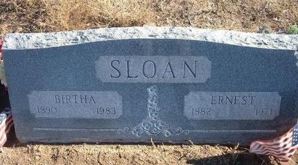 HOOVER SLOAN, BIRTHA M - Baca County, Colorado | BIRTHA M HOOVER SLOAN - Colorado Gravestone Photos