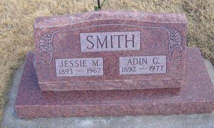 SMITH, ADIN G - Baca County, Colorado | ADIN G SMITH - Colorado Gravestone Photos