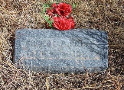 SMITH, ERNEST A - Baca County, Colorado | ERNEST A SMITH - Colorado Gravestone Photos
