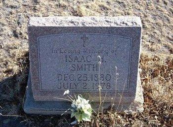 SMITH, ISAAC H - Baca County, Colorado | ISAAC H SMITH - Colorado Gravestone Photos